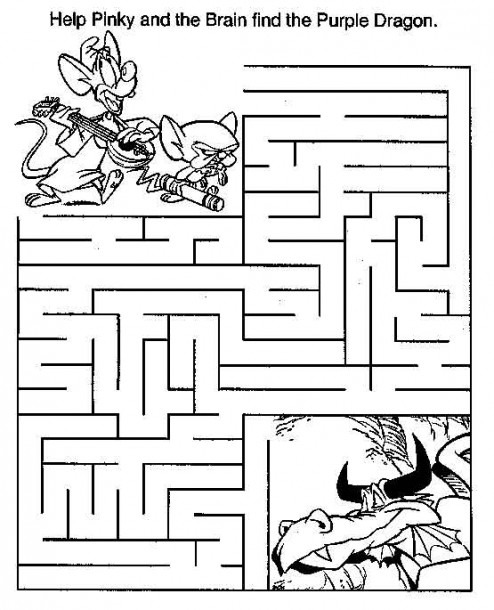 Free Printable Mazes For Kids