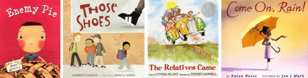 Mentor Texts For Teaching Narrative Writing  Picture Books, Short