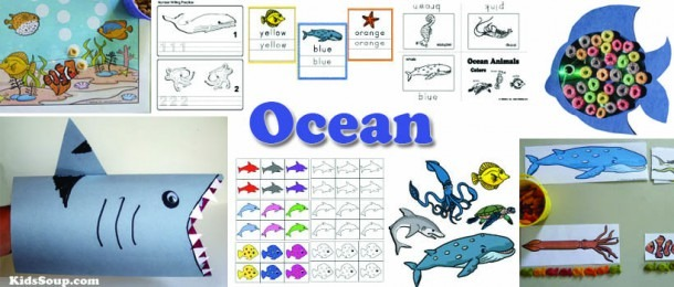 Measuring And Counting With Ocean Animals