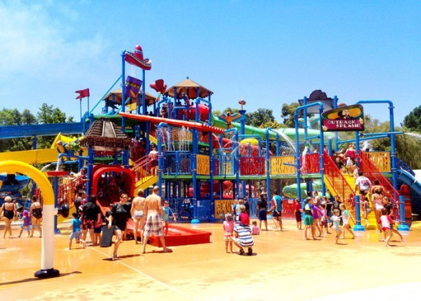 Durable Water Playground Equipment Frp Pipe Pirate Ship Slide For