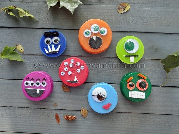 Earth Day Crafts With Recycled Materials