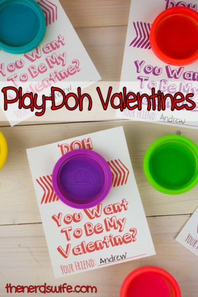 Non Candy Valentine's Day Ideas With Play