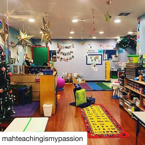 55+ Innovative Christmas Classroom Decorations To Try Out This Winter