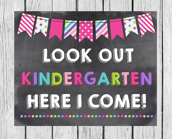Kindergarten, Here We Come! Presented By Stillwater Public Library
