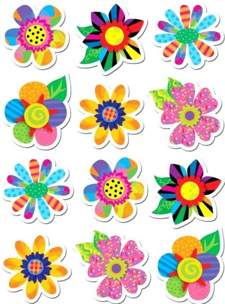Printable Flowers Free Download Flower Coloring Sheets For