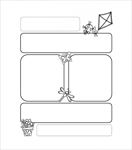 13+ Printable Preschool Newsletter Templates