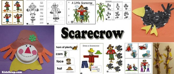 Scarecrow Preschool Activities, Games, And Lessons