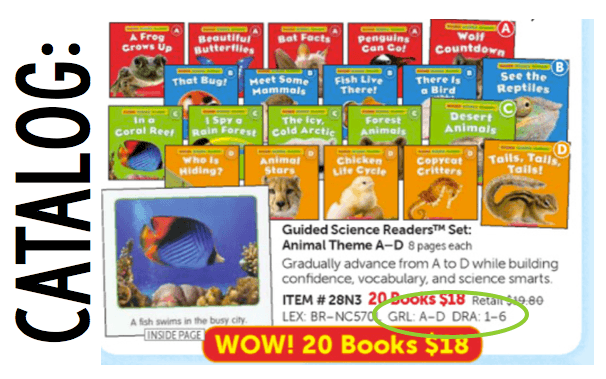 The Best Leveled Books From Scholastic Reading Club