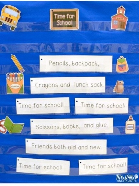 The Best Kindergarten Schedule To Help You Fit It All In!