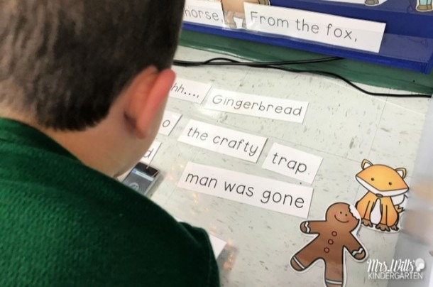 Winter Poems For Kindergarten And First Grade Poetry Lessons