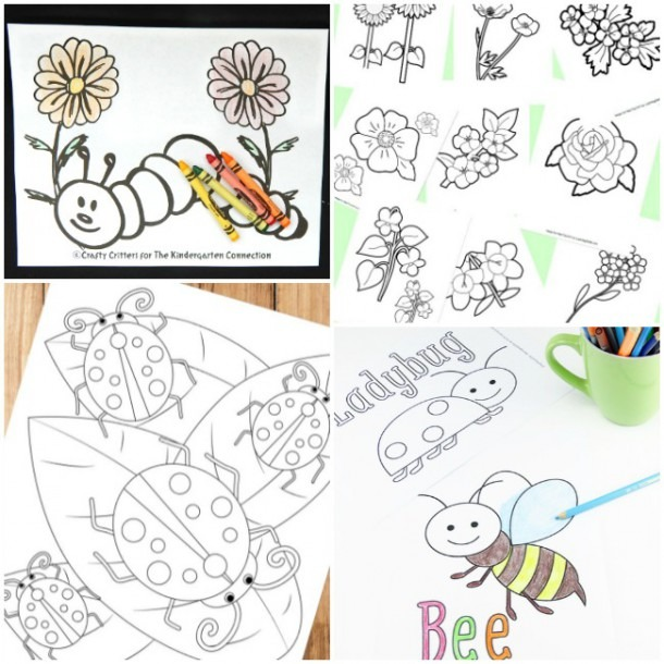 50+ Spring Crafts And Activities For Kids