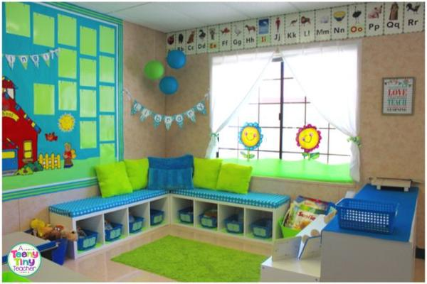 25 Dreamy Reading Corner Ideas Your Students Will Love