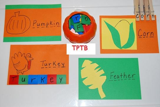 Fall Theme Activities Archives • Page 8 Of 11 • The Preschool
