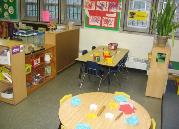 Campus Cooperative Preschool, Urbana Il