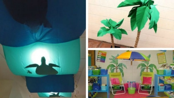 25 Beach Classroom Theme Ideas