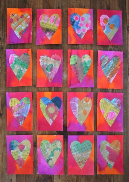 Beautiful And Playful Valentine's Day Crafts For Preschoolers