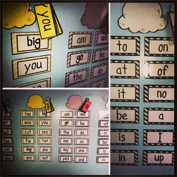 Fundamentals Of Firsts  Ice Cream Scoop Sight Word Word Wall