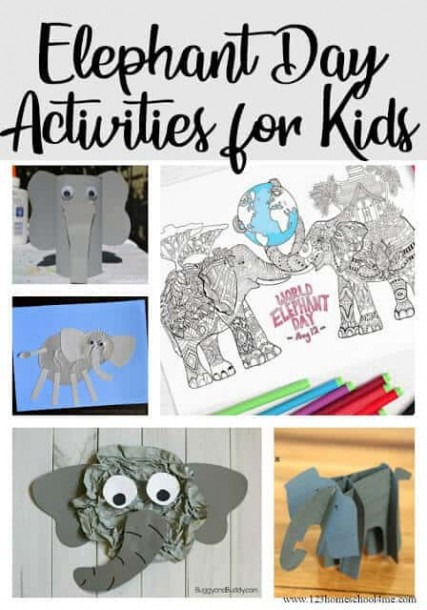World Elephant Day Activities