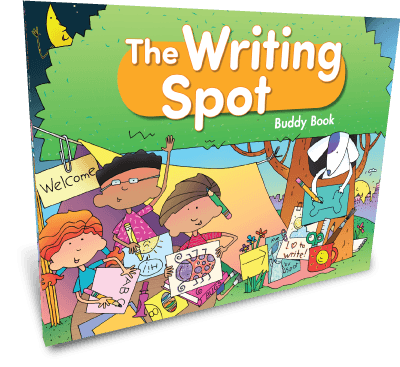 The Writing Spot Buddy Book