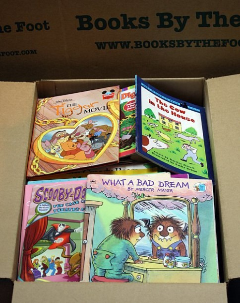 Boxed Children's Books  Kindergarten