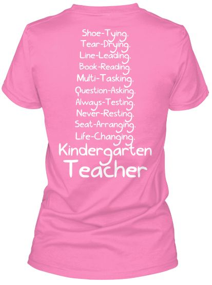 Kindergarten Teacher Limited