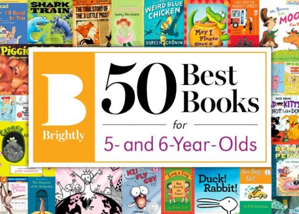 The 50 Best Books For 5