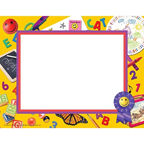 Kindergarten Borders And Frames