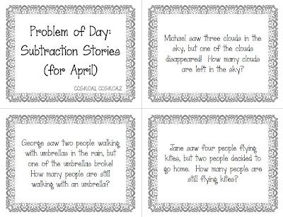 Problem Of The Day  Easy Math Routine!