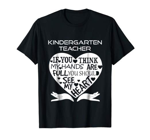 Amazon Com  Kindergarten Teacher Shirts For Women