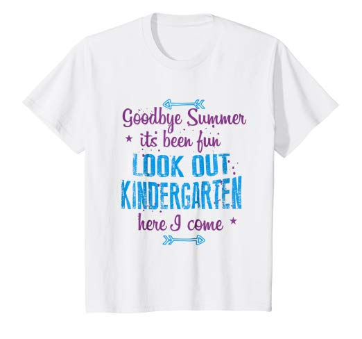 Amazon Com  Kids Look Out Kindergarten Here I Come! Class Of 2030
