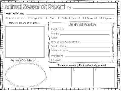 Animal Habitats  Free Printables, Interactive Sites, And More