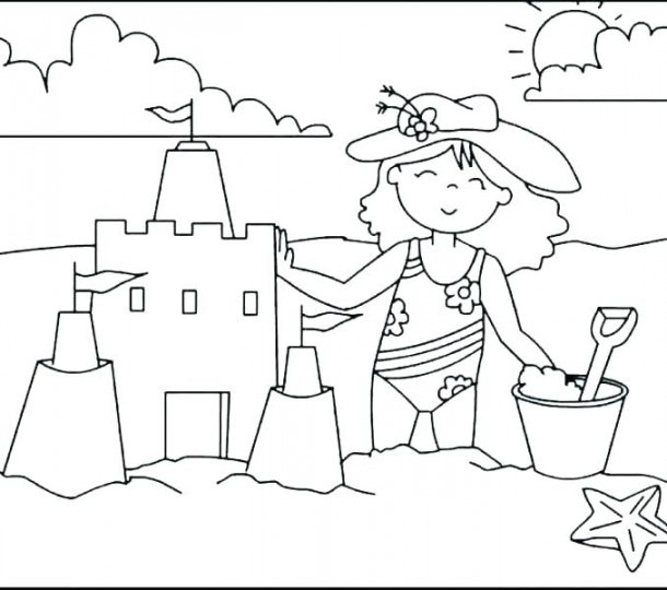 Fun Coloring Pages For Kindergarten – Jumperevents Co