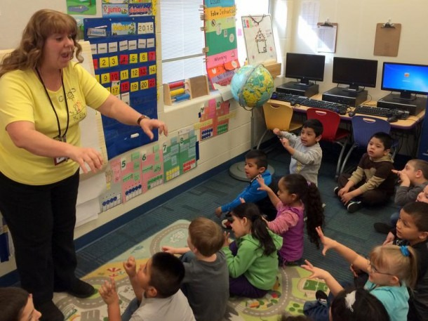 In Dayton, A Dual Language Program Helps Students With Limited