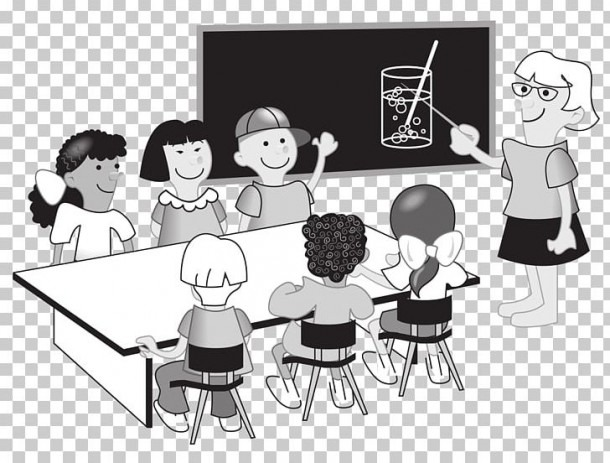 Classroom Computer Icons Png, Clipart, Black And White, Cartoon