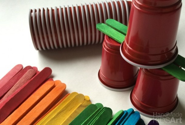 Play, Think And Build With Preschool Engineering