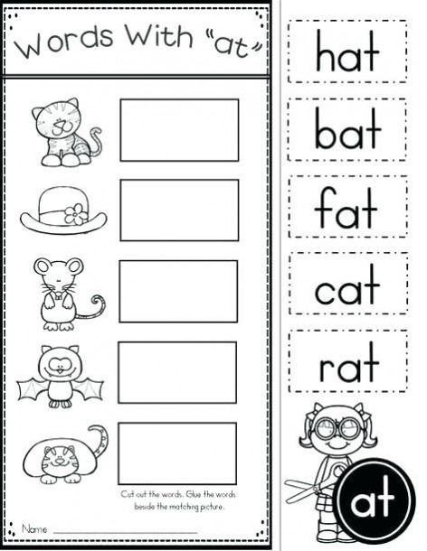 K Reading Worksheets Kindergarten Reading Worksheets Reading