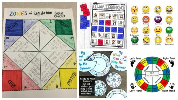 What Are The Zones Of Regulation, And How Can I Use Them To Help