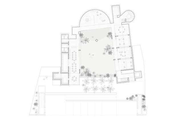 Plans Of Kindergartens · A Collection Curated By Divisare