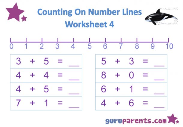 This is a photo of Number Lines Printable throughout blank