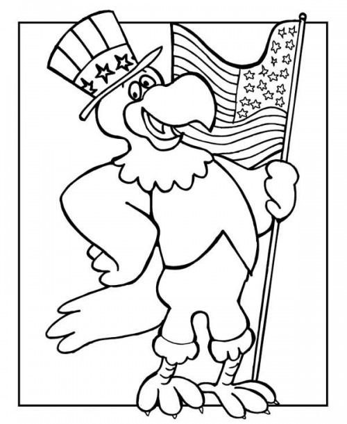 Free Veterans Day Coloring Pages