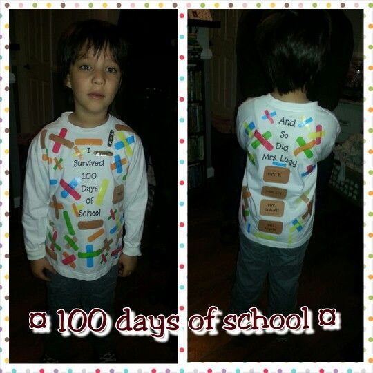 100th Day Of School T