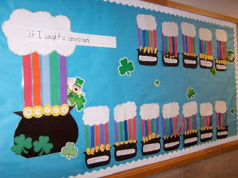 Kindergarten's 3 R's  Respect, Resources And Rants  Pot Of Gold