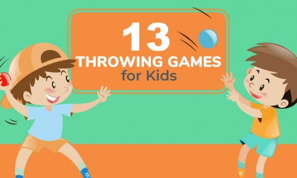 13 Throwing Games For Kids (great For Pe Class)