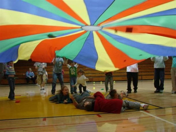 31 Fun Parachute Games And Activities For Kids