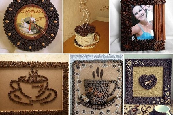 Coffee Bean Craft Ideas For Coffee Lovers
