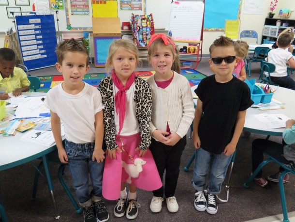 W R  Fort Elementary On Twitter   It Was The 50th Day Of School