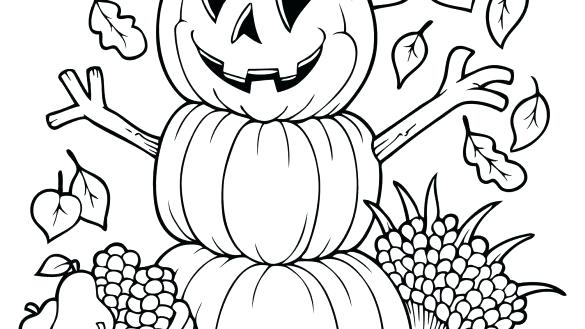 Free Fall Coloring Pages For Kindergarten – Highfiveholidays Com