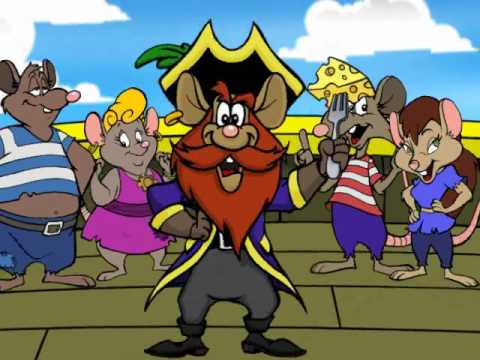 Reader Rabbit Dreamship Tales Merry Pirate Crew Song  2