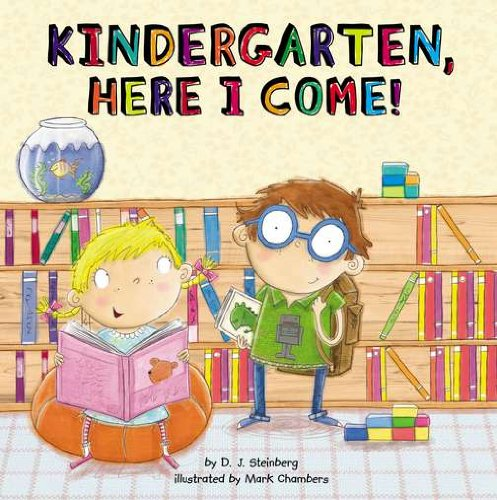 Favorite Story Books To Get Ready For Kindergarten