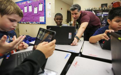 Florida's Common Core Standards  No Need For 'any Great Change
